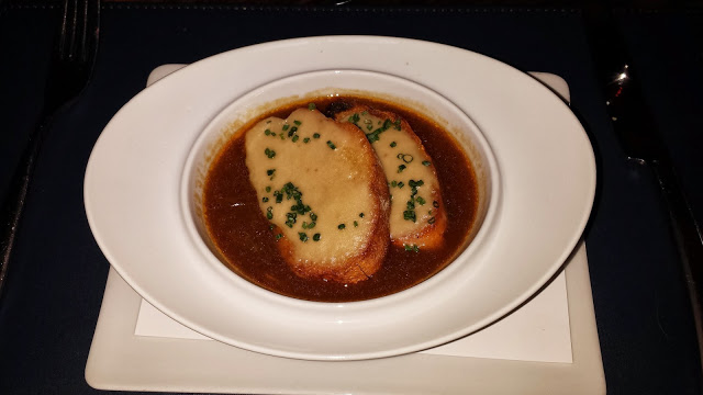 British Ale Onion Soup