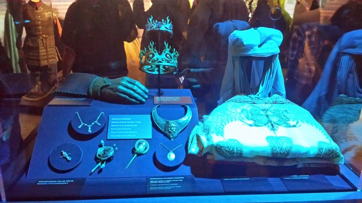 game of thrones Exhibition 01