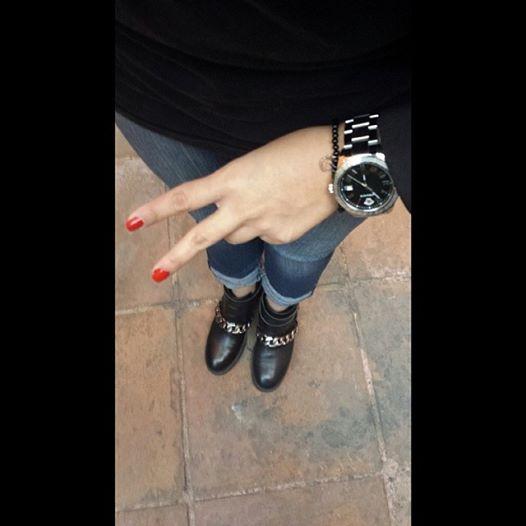zara boots 5