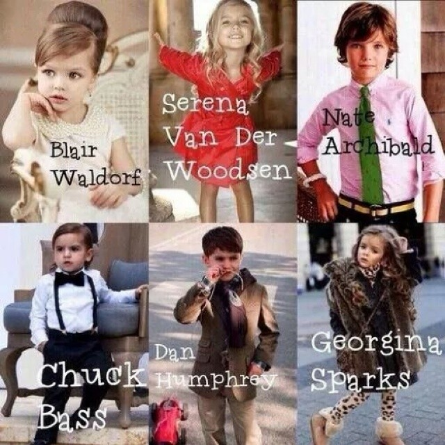 instagram gossip girl kids
