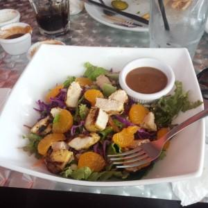 instagram 43 salad