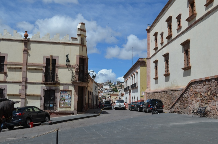 zacatecas downtown 8