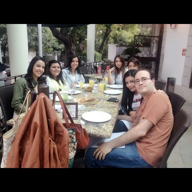 alicia and friends