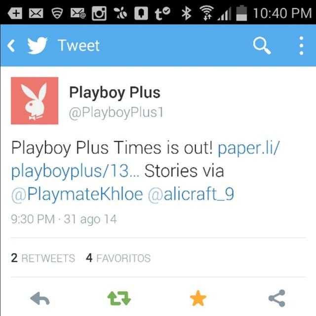 playboy plus twitter