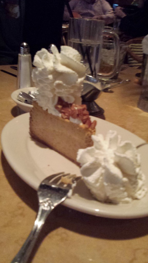 5 cheesecake factory
