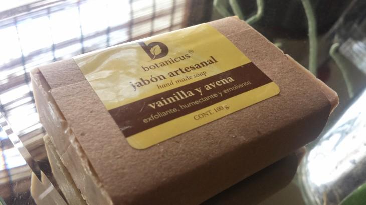 botanicus jabon soap
