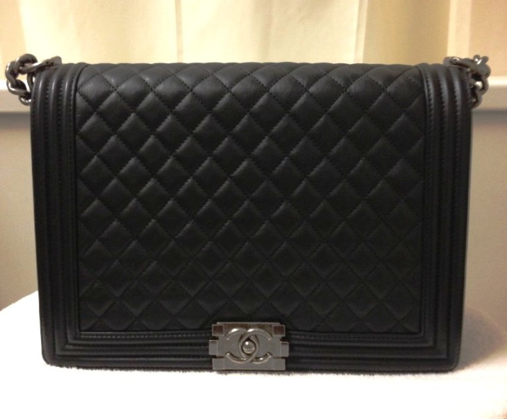 Chanel-Boy-Large-Lambskin