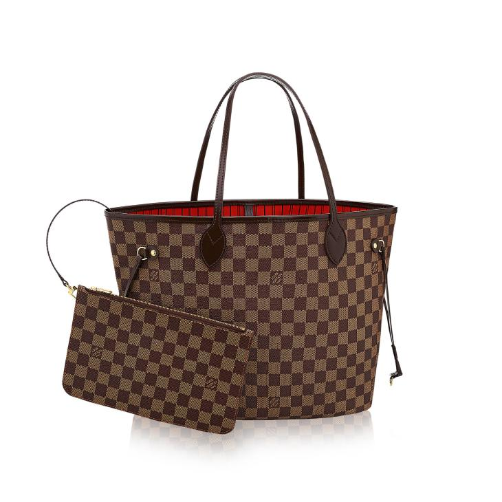 louis-vuitton-neverfull-mm-damier-ebene-canvas-handbags--N41358_PM2_Front view