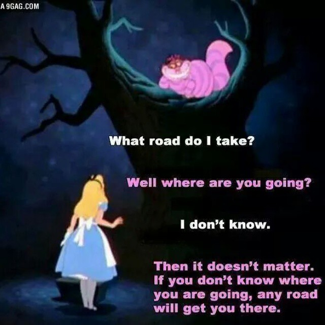 alice in wonderland meme