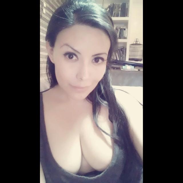 Alicia Gaona selfie