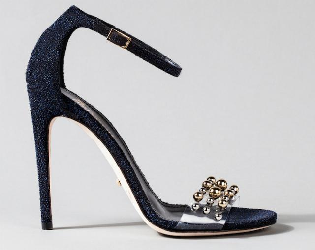 Jerome Rousseau Cinderella shoe