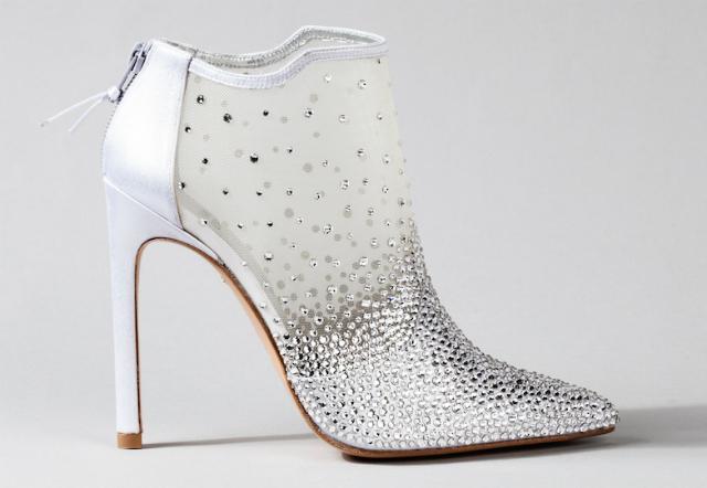 Stuart Weitzman Cinderella shoe