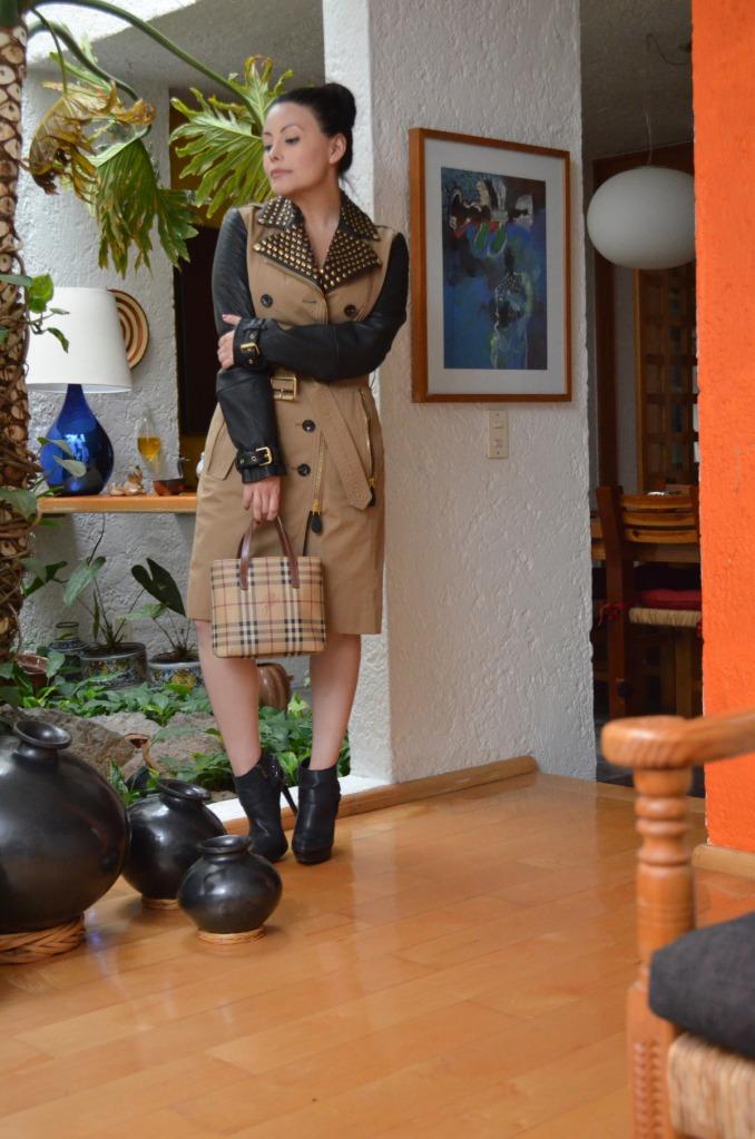 burberry trench coat egoswardrobe alicia gaona 4