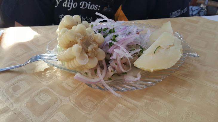 10 ceviche peruano