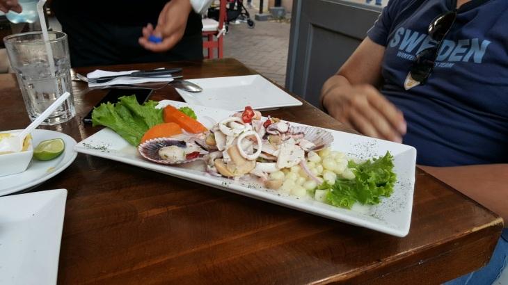 9 comida peruana