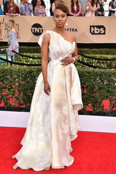 LOS ANGELES, CA - JANUARY 29: Actor Ryan Michelle Bathe attends the 23rd Annual Screen Actors Guild Awards at The Shrine Expo Hall on January 29, 2017 in Los Angeles, California. (Photo by Steve Granitz/WireImage)